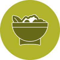 Vector Salad Icon