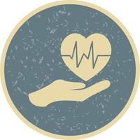 Vektor-Gesundheits-Symbol