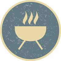 barbecue vector pictogram