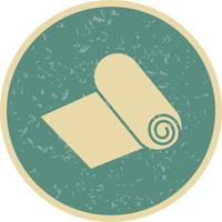 Paper Roll Vector Icon
