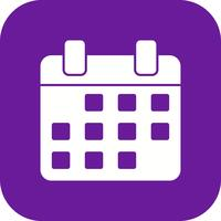 Vector kalenderpictogram