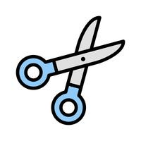 Scissors Vector Icon