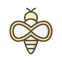 Abeille Vector Icon