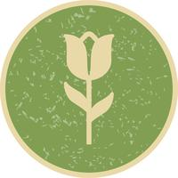 Tulp Vector Icon