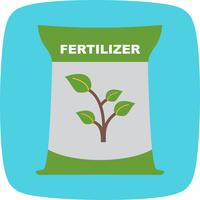 icono de vector de fertiliizer