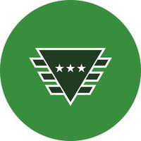Badge Vector pictogram