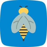 bee vector pictogram