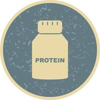 Vector Protein Icon