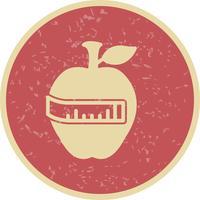 Icona dieta vettoriale