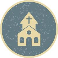 Church Vector Icon