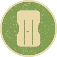 Taille-crayon Vector Icon