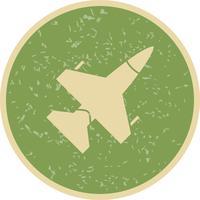 Jet-Vektor-Symbol