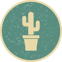 Kaktus-Vektor-Symbol