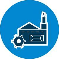 Mill Vector Icon