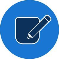 Corrector Vector-pictogram