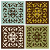 azulejos adornados