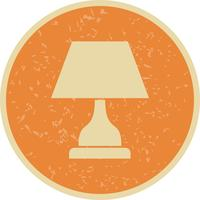 lamp vector pictogram