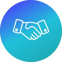 Handshake Vector Icon