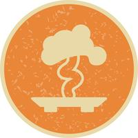 bonsai vector pictogram