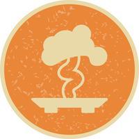 Bonsai Vector Icon
