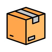 Vector Package Icon