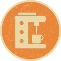 Cafetière Vector Icon