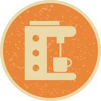 Cafetera Vector icono