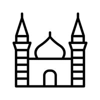Mosque Vector Icon
