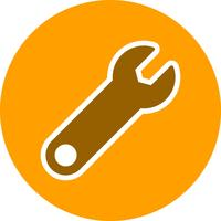 Wrench Vector Icon