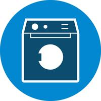 Wasmachine Vector Icon