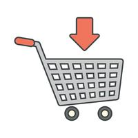 Vector Add to Cart Icon