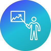 Presentatie Vector Icon