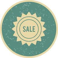 Vector Sale Icon