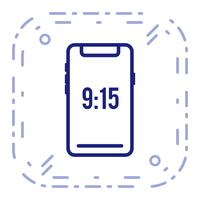 Vector Smart Device-pictogram