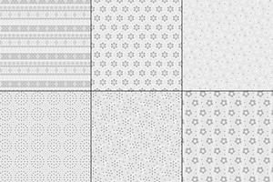 gray eyelet embroidery patterns vector