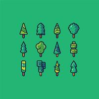 Baum Clipart Vektor