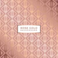 Rose Gold Background Vector