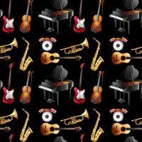 Naadloos instrument