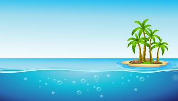 Een eiland