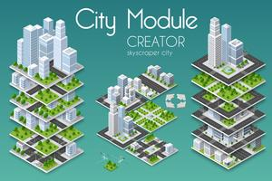 Ersteller eines Stadtmoduls