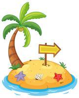 eiland paradijs