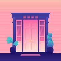 Tür Vektor