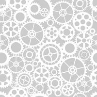 Pattern silhouette cut vector
