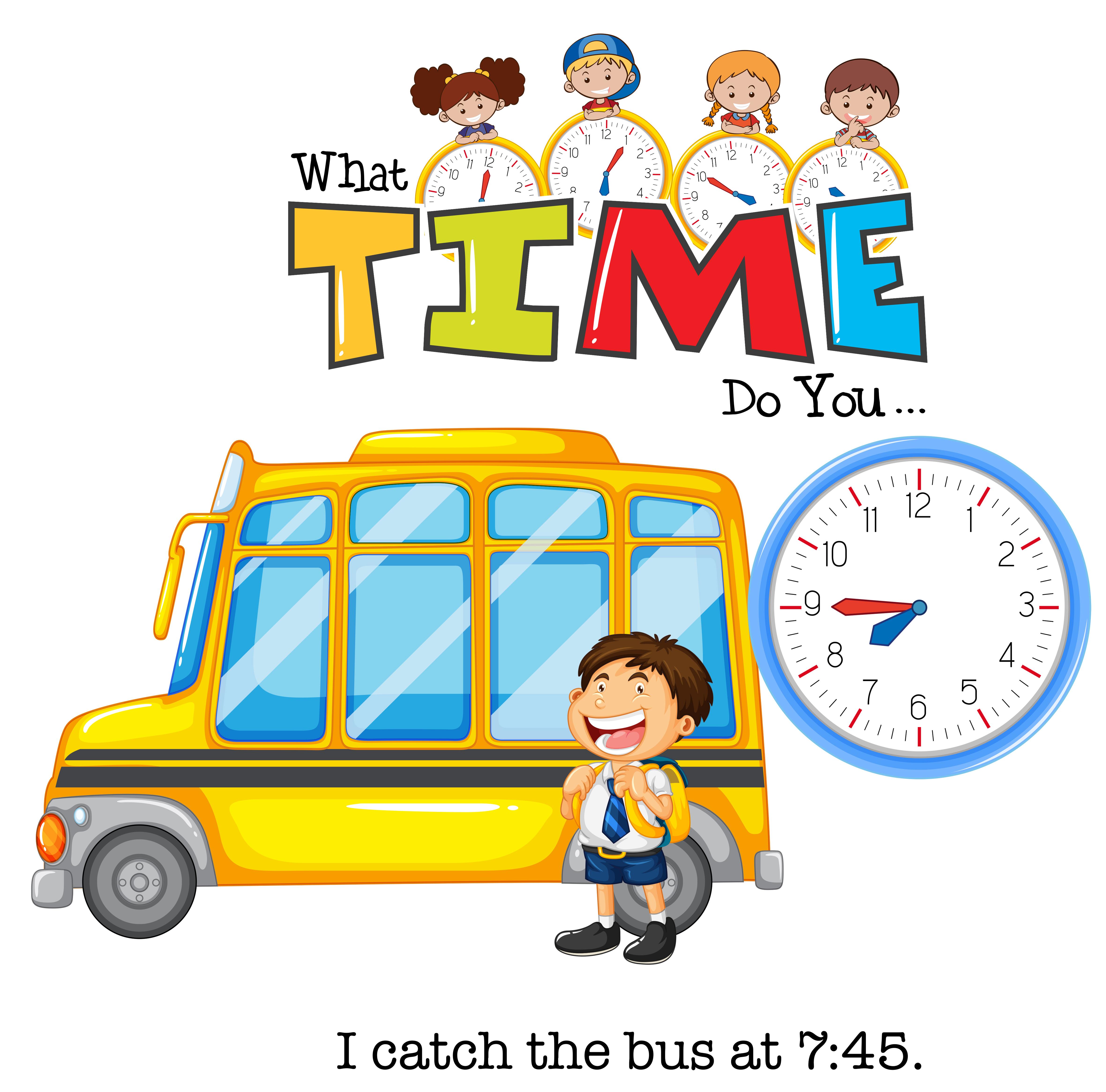 Kinder rund um die Uhr - Download Kostenlos Vector, Clipart Graphics,  Vektorgrafiken und Design Vorlagen