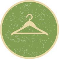 Aufhänger-Vektor-Symbol
