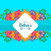Mother's Day achtergrond