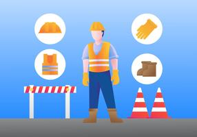 Outstanding Personal Protective Equipment Vector