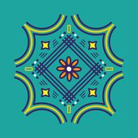 Kolam-Vektor