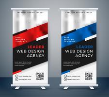 standee design för din företagspresentation