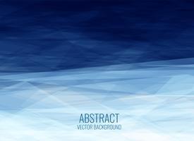 sfondo astratto frattale geometrico texture blu